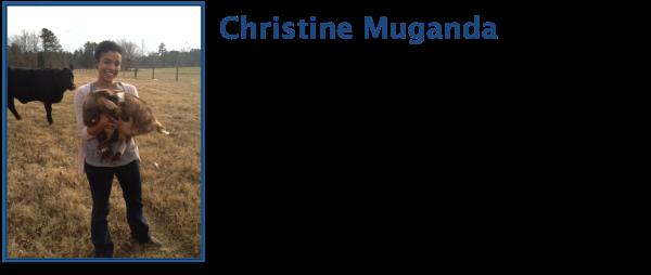 Christine Muganda