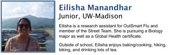 Eilisha Manandhar