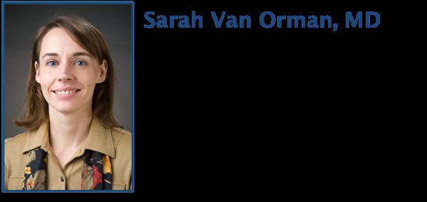 Sarah Van Orman